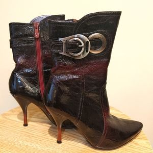 Luvshoes gorgeous fashion Heel boots size 37/6.5